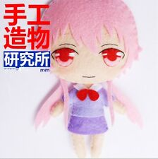 The Future Diary Gasai Yuno Mirai Nikki Wedding Dakimakura DIY toy Doll Material