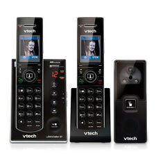 "Vtech IS7121-2 Handset 1.8"" Color LCD Display Cordless Video Phone New"
