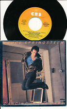 """BRUCE SPRINGSTEEN 45 TOURS 7"""" ITALY DANCING IN THE DARK"""