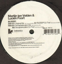MARTIJN TEN VELDEN & LUCIEN FOORT - Bleeep! - Toolroom Trax