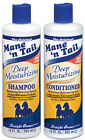 THE ORIGINAL MANE 'n TAIL DEEP MOISTURISING SHAMPOO AND CONDITIONER**DEAL**12oz