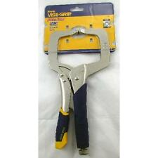 "11"" Vise-Grip Locking C Clamp with Fast Release - IRWIN Tools - 19T"
