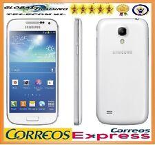 SAMSUNG GALAXY S4 MINI I9195 4G LTE BLANCO LIBRE NUEVO TELEFONO MOVIL SMARTPHONE