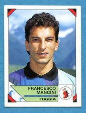 CALCIATORI PANINI 1993-94 -Figurina-Sticker n. 61 - MANCINI - FOGGIA -New