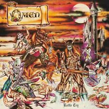 OMEN - Battle Cry (NEW*LIM.DIGIPAK*ALL TIME FAVE US METAL CLASSIC + BONUS)