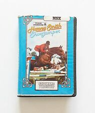 Juego / Cassette Harvey Smith Showjumper MSX (1985) (Uk) (Erbe-Sanyo) (Vintage)