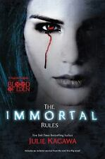 Blood of Eden: The Immortal Rules by Julie Kagawa (2012, Hardcover)