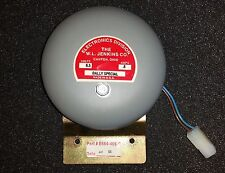 BALLY Slot Machine Jackpot Bell Alarm 6.5 volts .6 amps W.L. Jenkins Co Special