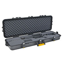 "Plano 42"" Tactical All Weather Single Rifle Case 46""X16""X5.5"" Black 108421"