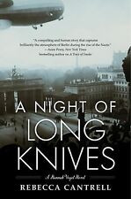 A Night of Long Knives (Hannah Vogel Novels)-ExLibrary
