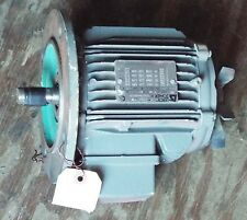 1 USED LEROY SOMER LS80LTR ELECTRIC MOTOR