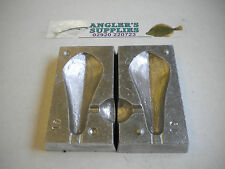 8oz quick drop lead weight mould