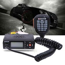 New Baojie BJ-218 Dual-band 25W 256CH CTCSS 2-way Mobile Radio Car Walkie Talkie