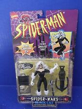 "Spiderman  Spider Wars ""SEXY BLACK CAT"" 5""IN Action figure Sealed TOY BIZ"