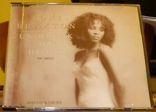 TONI BRAXTON - UN-BREAK MY HEART - THE MIXES CD 2 (CD SINGLE)