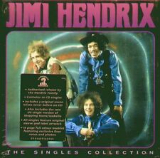 "JIMI HENDRIX "" THE SINGLES COLLECTION "" BOX 10 CD's SIGILLATO EDIZIONE LIMITATA"