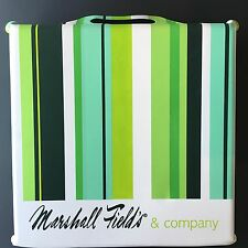 Marshall Fields Seat Cushion Sports Bleacher Stadium Chair Foam Pad Collectible