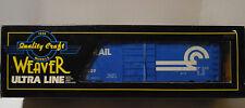 WEAVER 171029 L.E. CONRAIL BOX CAR   MIB