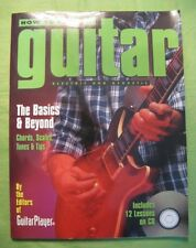 New How to Play Guitar Electric and Acoustic With CD The Basics and Beyond