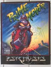 Prime Mover For Commodore Amiga, NEW FACTORY SEALED, Psygnosis
