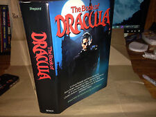 The Book of Dracula,Stoker,Lovecraft, Poe, Wells, Dickens, De Maupassant, First