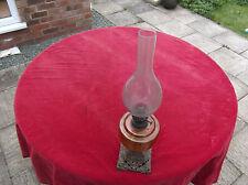 Antica Lampada ad olio/LANTERNA PARAFFINA/Bruciatore Olio/Olio Vittoriano Lanterna.