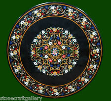 "30"" Coffee Table Top Marble Pietra dura​ Craft Handmade Home Decor & Gifts"