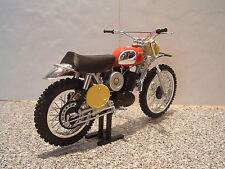 STEVE MCQUEEN 1970 HUSQVARNA HUSKY 400 CROSS VINTAGE MOTOCROSS MODEL MEGA DETAIL