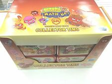 Topps Moshi Monsters Trading Card Game Tin(inc 20 Mesh Up Cards) x 12 tins