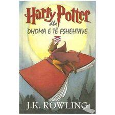 Harry Potter dhe dhoma e te fshehtave (Chamber of Secrets) J.K. Rowling. Albania