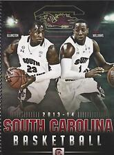 2013-2014 South Carolina Gamecocks Basketball Media Guide