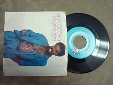 """BILLY OCEAN- THERE'LL BE SAD SONGS/ IF I SHOULD LOSE YOU   """"SINGLE"""""""