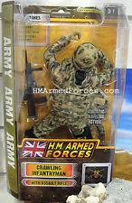 H.M. Armed Forces - Army Crawling Infantryman ** GET YOURS TODAY **