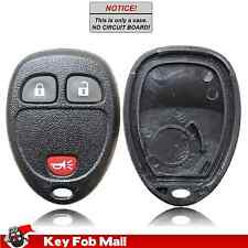 New Key Fob Remote Shell Case For a 2007 Chevrolet Equinox w/ 3 Buttons
