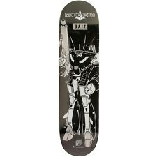BAIT x Robotech x Finesse Metallic Skateboard Deck black