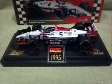 1995 Micheal Andretti Indy Kmart #6 Newman Hass Lola Ford Racing 1/24 Diecast