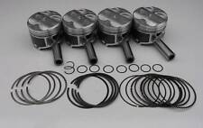 Nippon Racing Full Floating USDM Type R P73 Pistons B18C1 81.5mm .020 Oversize H
