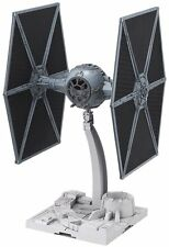 Bandai 1/72 New STAR WARS TIE FIGHTER w/ Pilot Figure from Japan