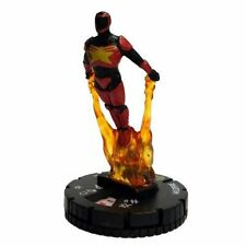 Wildfire (021) DC HeroClix M/NM with Card Superman and the Legion of Superheroes