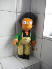 Apu Simpson Simpsons Stofftier SAMMLERAUFLÖSUNG Original 2006