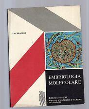 embriologia molecolare - biblioteca dell est monadori julcvxsrat