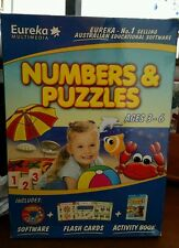Numbers & Puzzles with Flash Cards and New Activity Book PC GAME - FAST POST