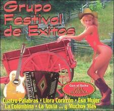 12 Super Exitos Bailables by Grupo Festival de Exitos incluye Piel Morena