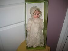 VTG BAMBOLE FURGA GIULIETTA MUSICAL DOLL with Box cod 2284 Italy COLLECTION