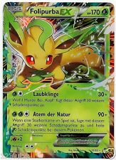 Folipurba EX 10/83 - Pokemon Rare Holo EX - Generationen -2016 - Deutsch - Mint