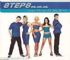 STEPS - Last Thing On My Mind (UK 4 Trk CD Single Pt 1)
