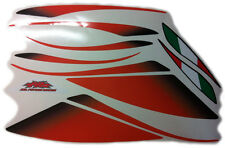 Kit  Honda Hornet  600 2008/2011 Arancione - adesivi/adhesives/stickers/decal
