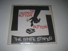 """WHITE STRIPES The Hardest Button to Button 7""""Vinyl 2003 XLRECORDS (Jack White)"""