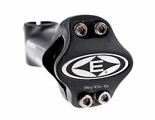 Easton EA30 Road Mountain Bicycle Cycling Stem 31.8mm 120mm Black w/white logo