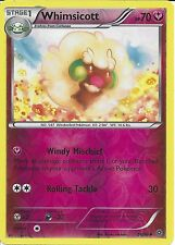 POKEMON CARD XY ANCIENT ORIGINS - WHIMSICOTT 56/98 REV HOLO
